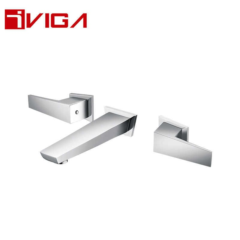 331400CH Concealed 3-hole basin Faucet