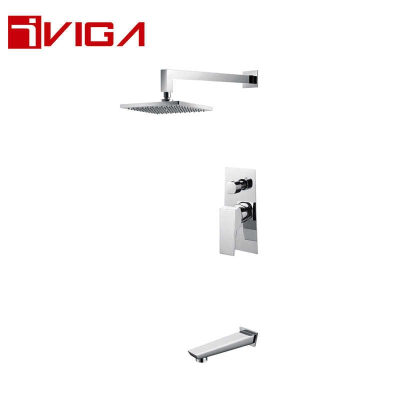 337100CH Concealed shower faucet