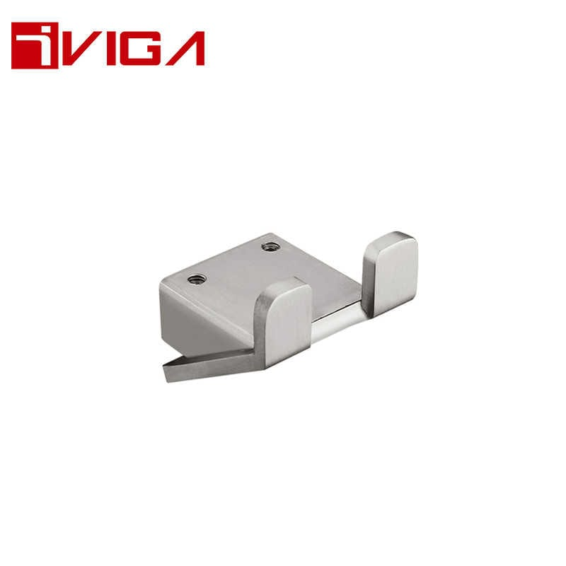 481907BN Double robe hook