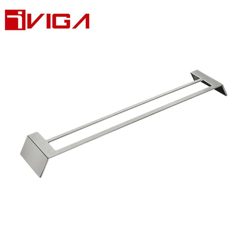 481910BN Double towel bar