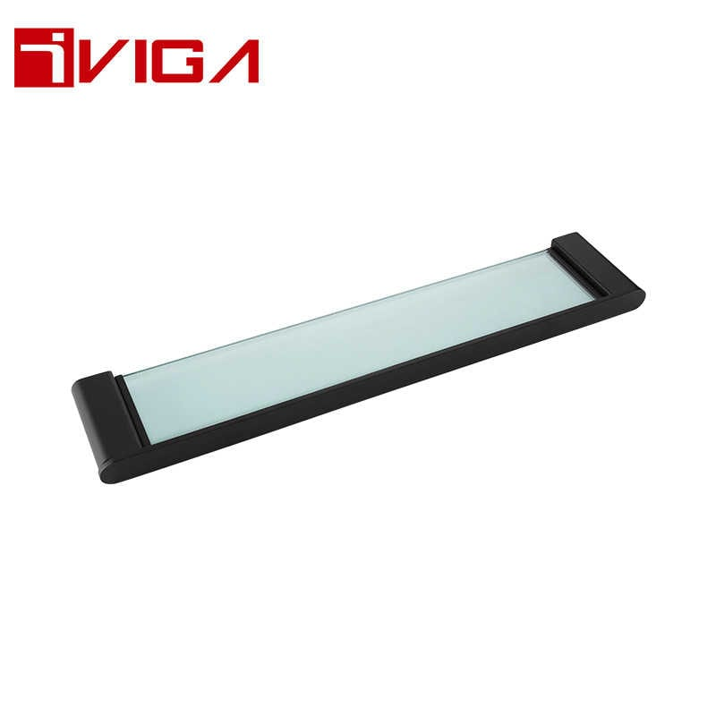 482113BYB Single layer glass shelf