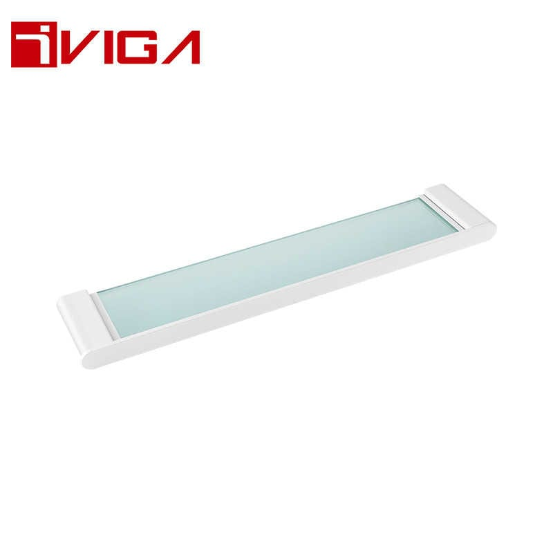 482113YW Single layer glass shelf