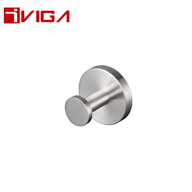 480806BN Single robe hook