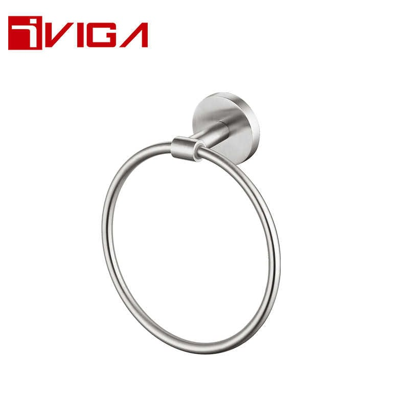 480808BN Towel ring