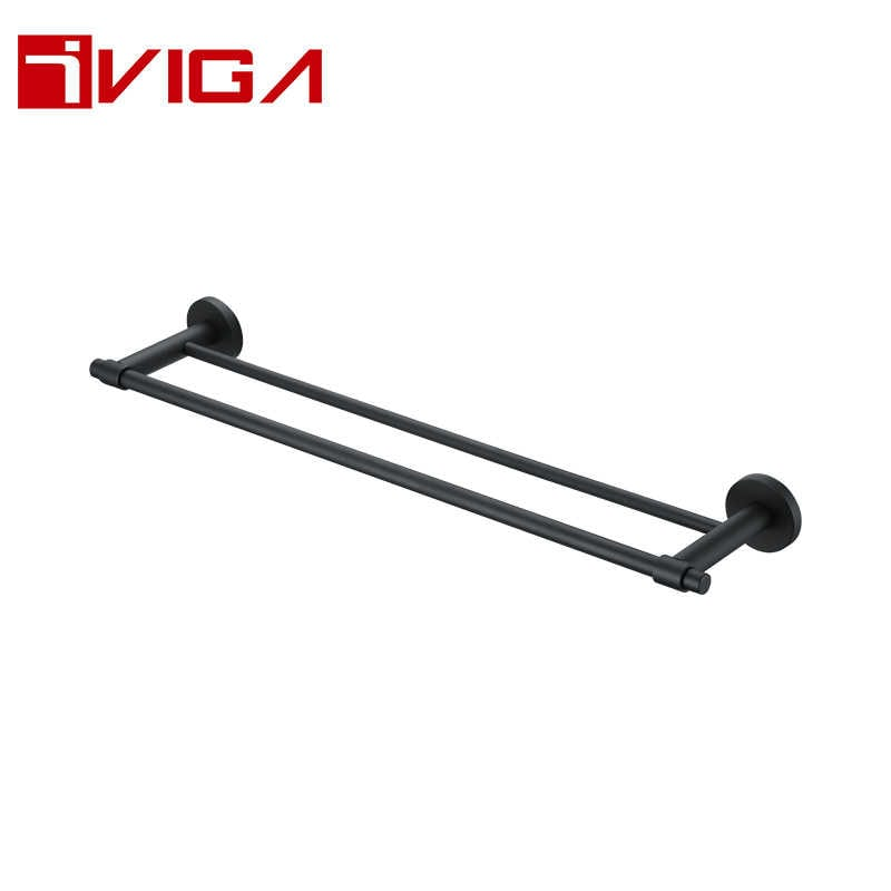480810BYB Double towel bar