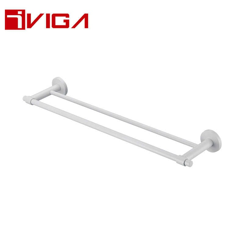 480810YW Double towel bar