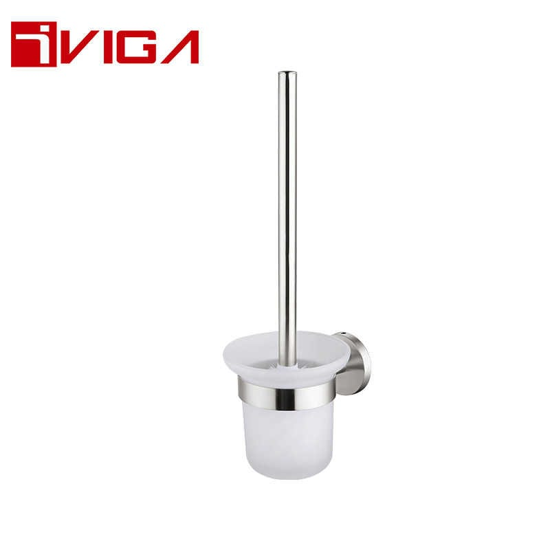 480812BN Toilet brush holder