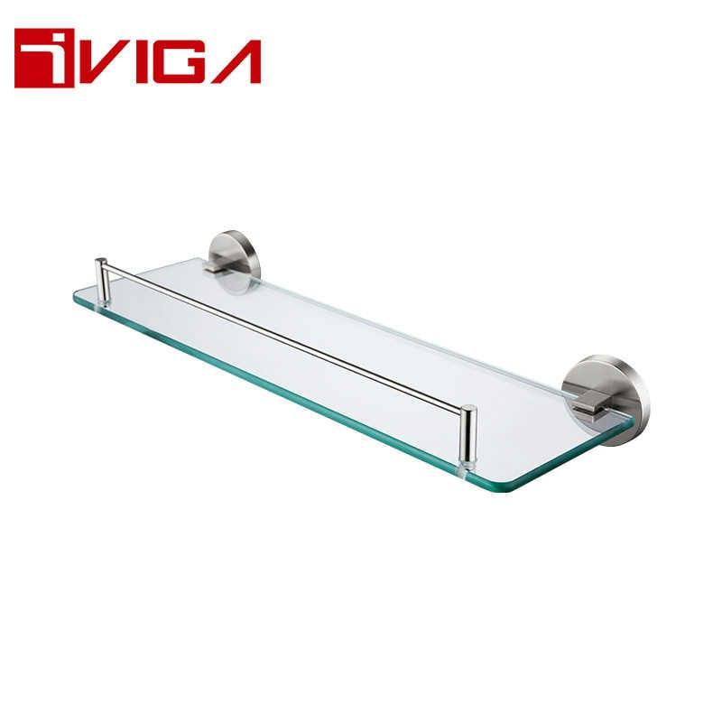 480813BN Single layer  glass shelf
