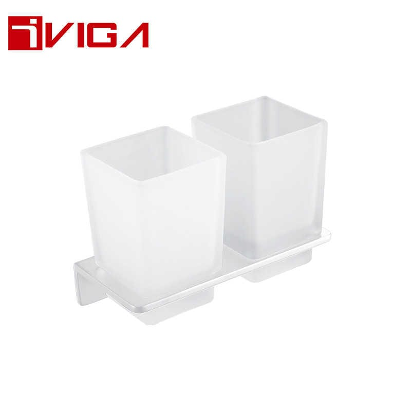 482002YW Double tumbler holder