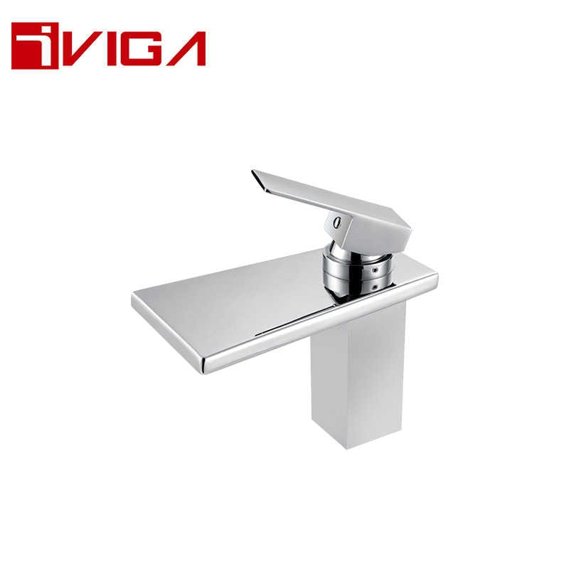 771102CH Waterfall basin faucet