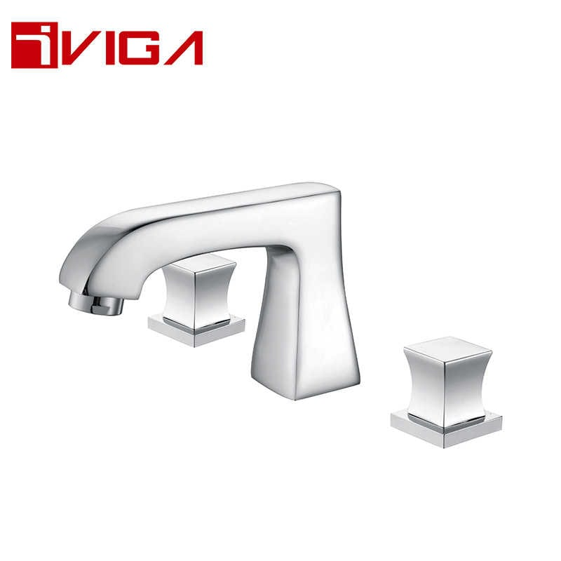 99431401CH Deck mounted 3-hole basin faucet