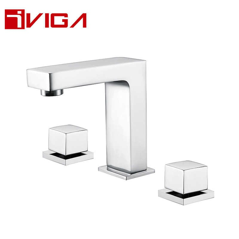 99431501CH Deck mounted 3-hole basin faucet