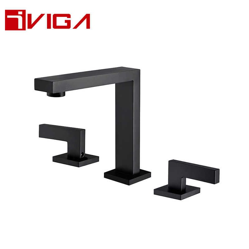 99433801BYB Deck mounted 3-hole basin faucet