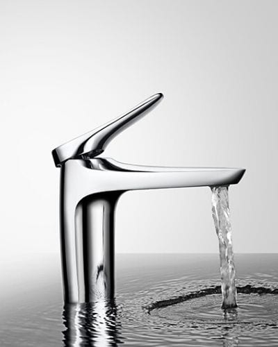 Solution for less faucet water flow