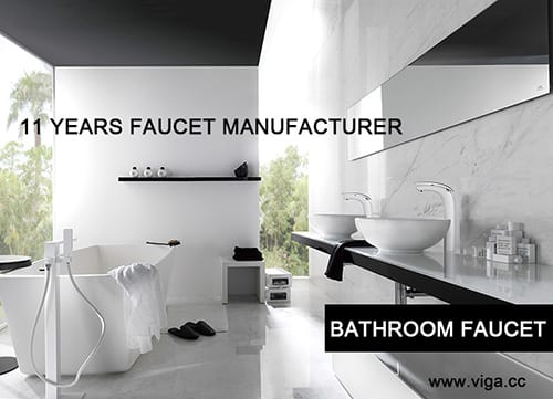 Bathroom faucet and accessories guides