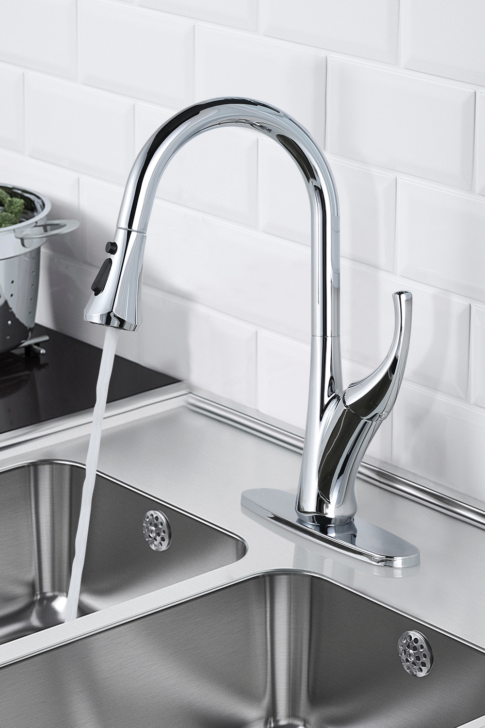 Analysis of the installation of high shower faucets
