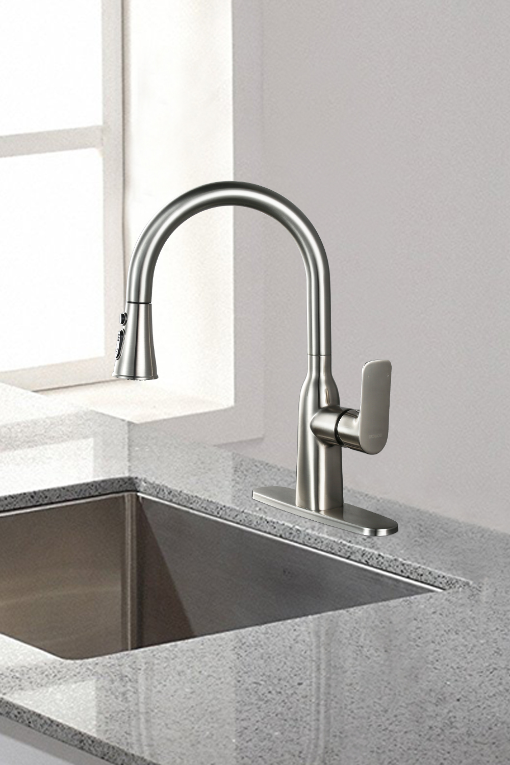 The new national standard for faucets is introduced