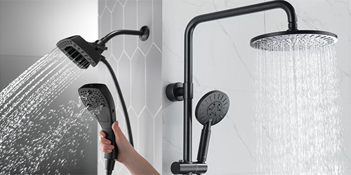 5 Do-it-Yourself Fun Ways to Clean The Showerheads